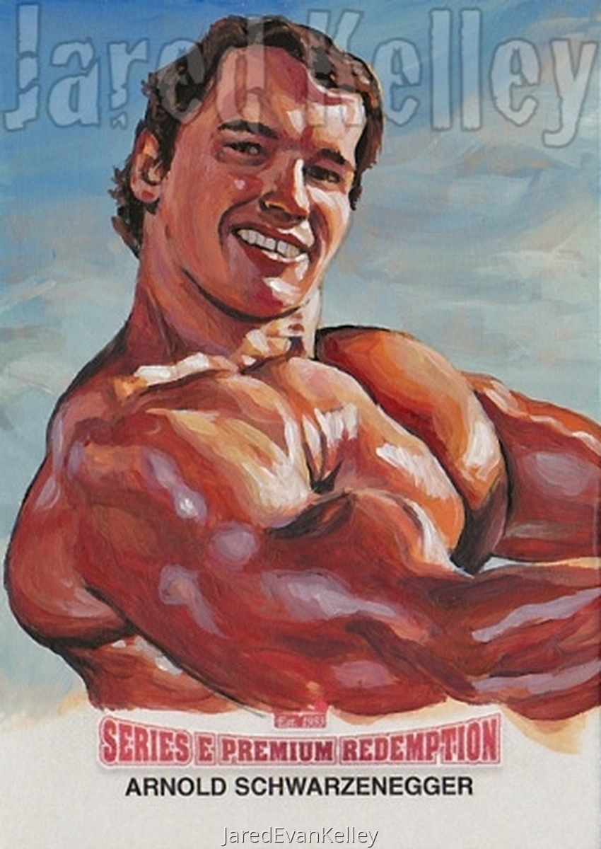 Arnold Schwarzenegger (large view)