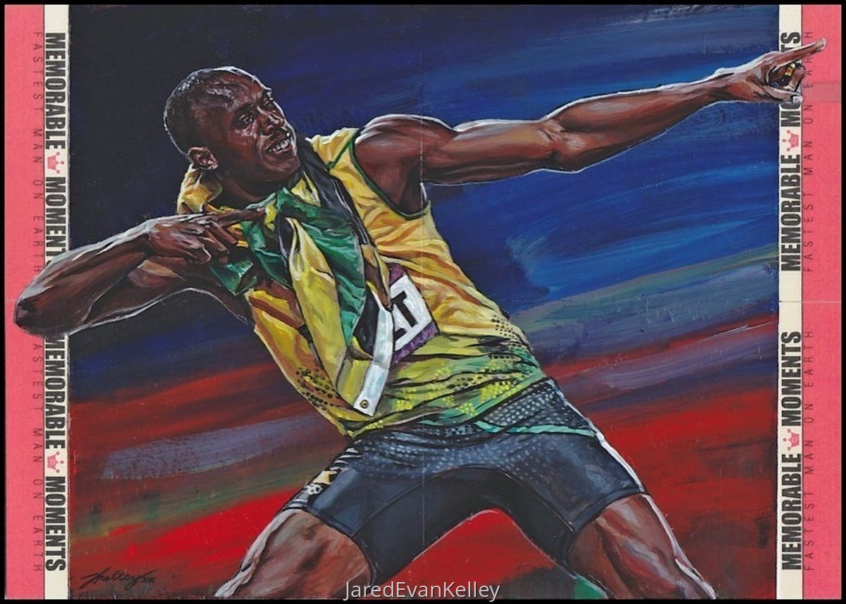 Usain Bolt (large view)