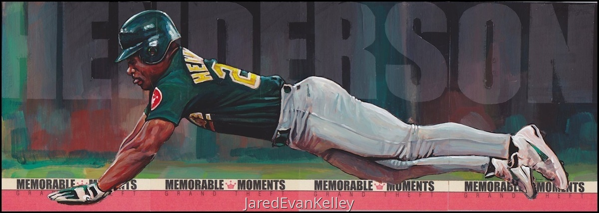 Ricky Henderson (large view)
