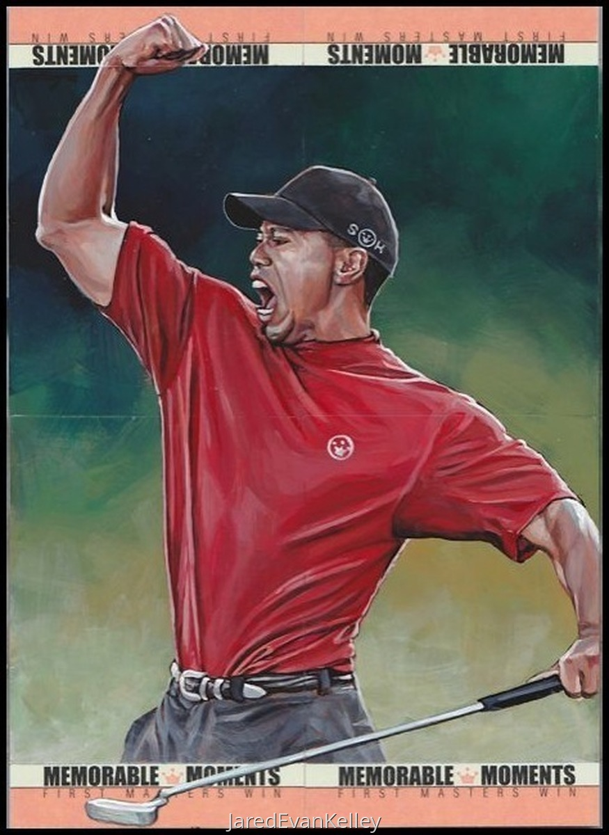 Tiger Woods (large view)