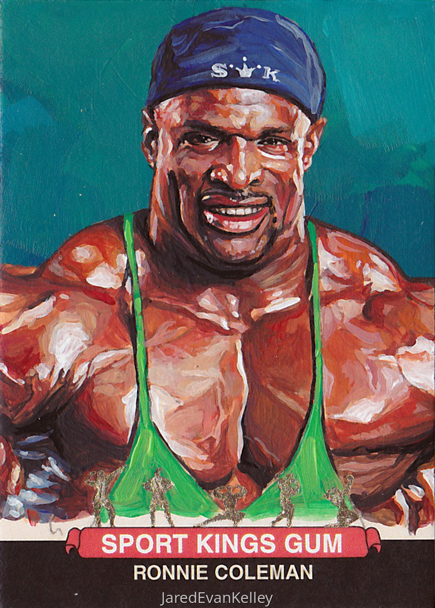 Ronnie Coleman (large view)