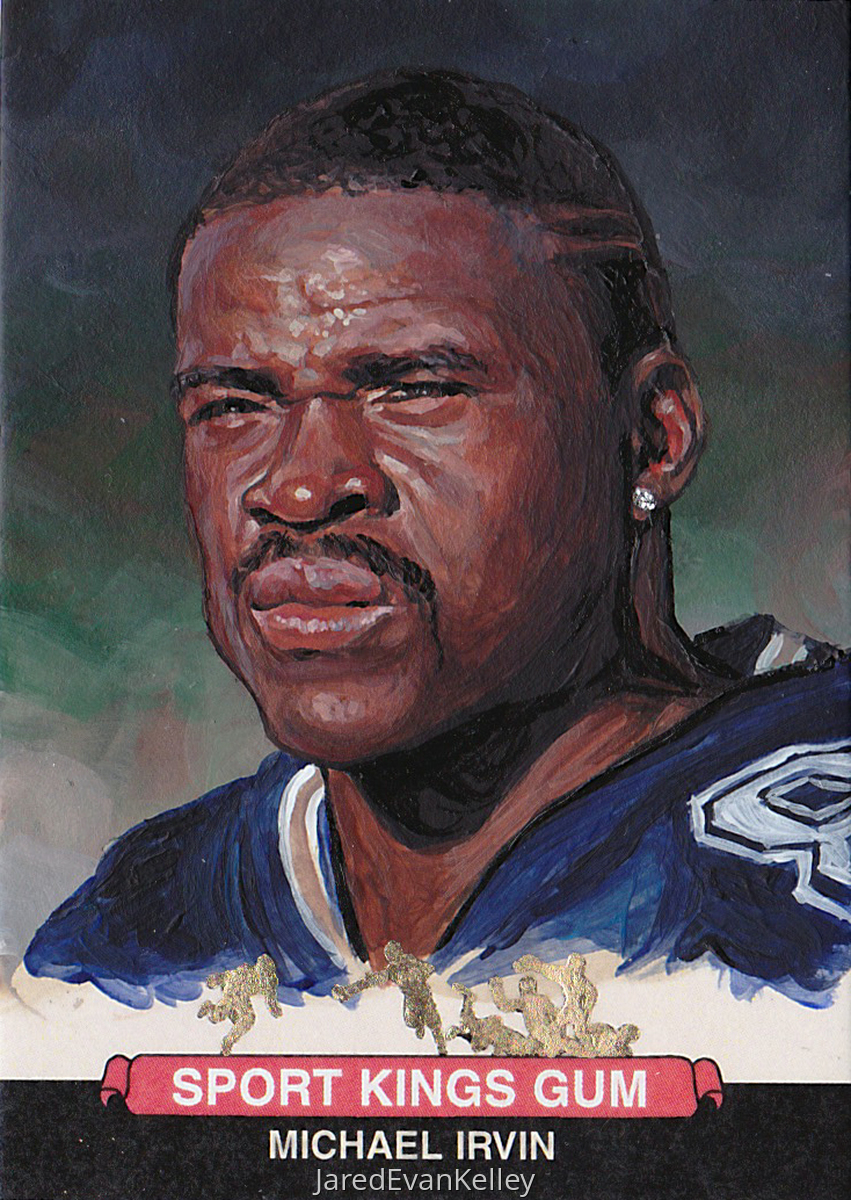 Michael Irvin (large view)