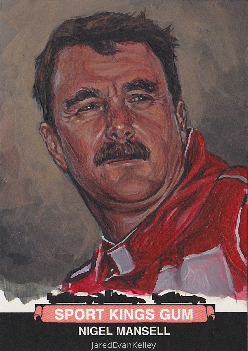 Nigel Mansell (large view)