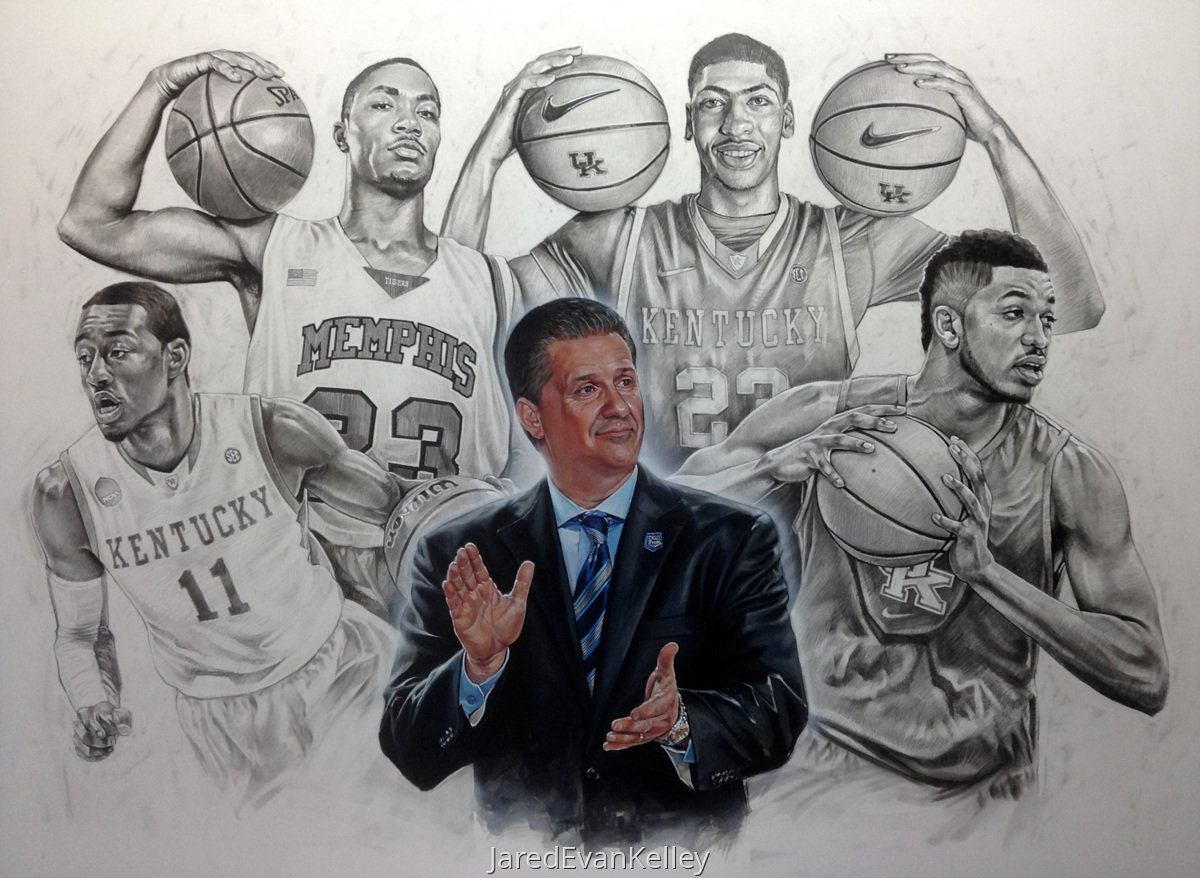 Coach Cal No.1 Draft Picks (large view)