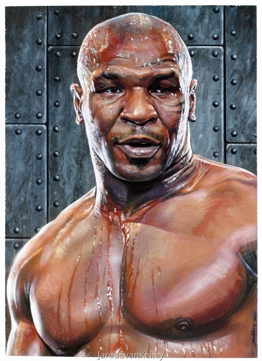 Iron Mike Tyson (large view)