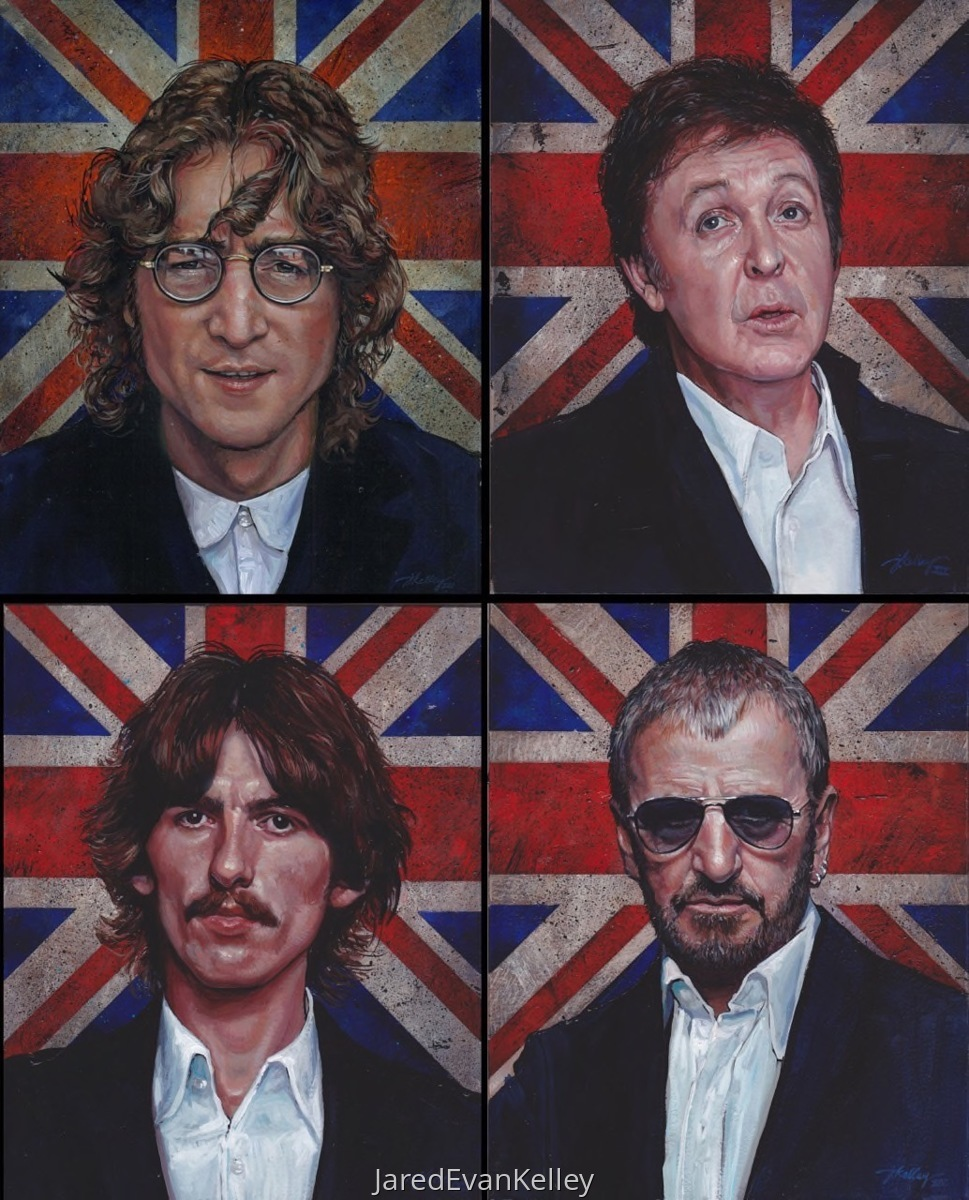 Beatles (large view)