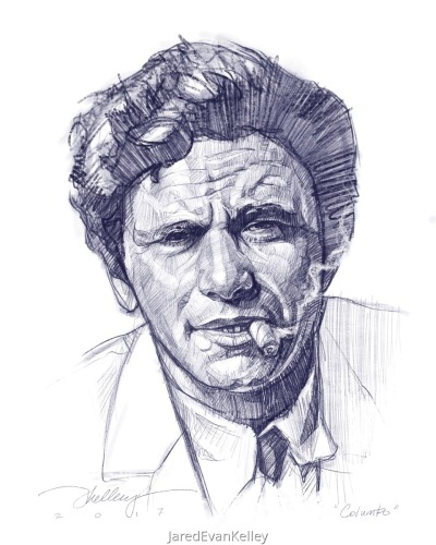 Columbo by Jared Kelley