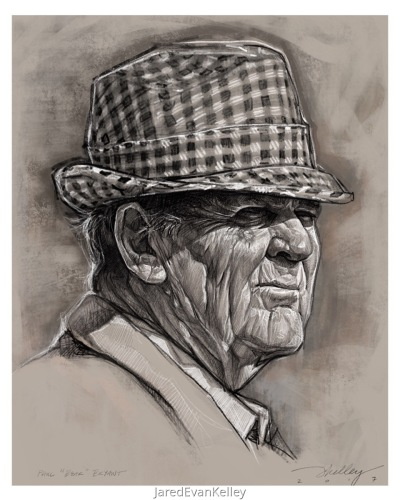 "Paul ""Bear"" Bryant by Jared Kelley"