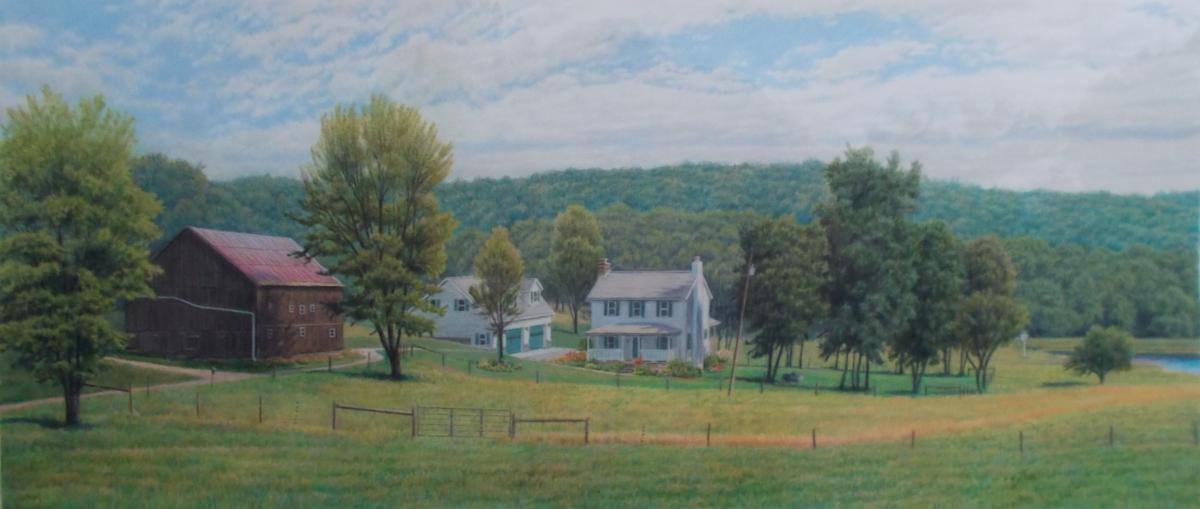 Farmhouse (large view)