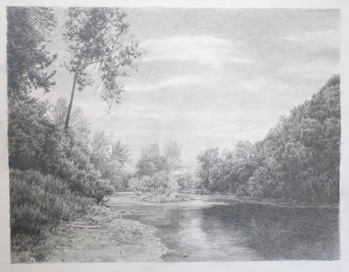 Walhonding River (large view)