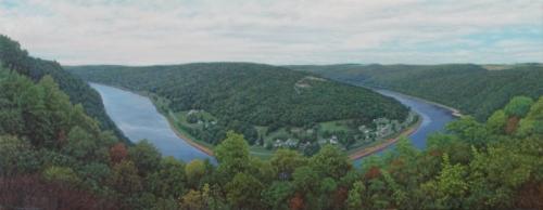 Blue Allegheny (Brady's Bend)
