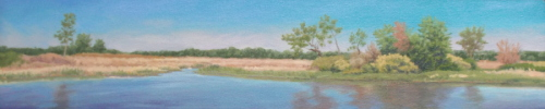 Pond Shore (large view)
