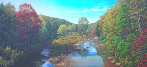 Piney Creek, Autumn