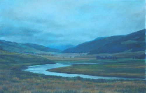 Lamar River (large view)