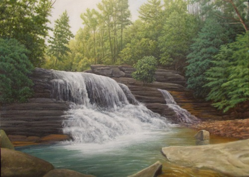 Bauman Falls