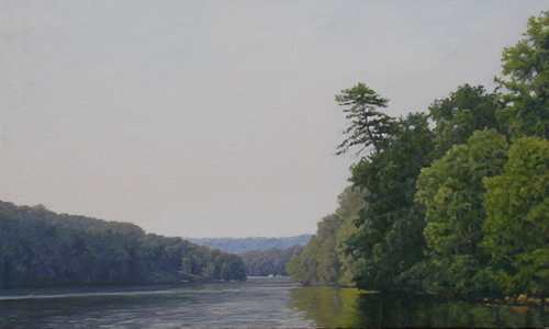 Clarion River Resevoir
