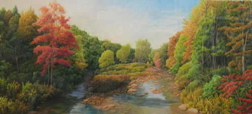 Piney Creek in the Fall