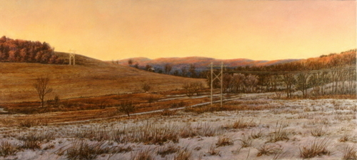 Ketner Pasture, Twilight
