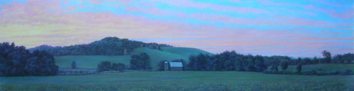Ketner Farm, Dusk