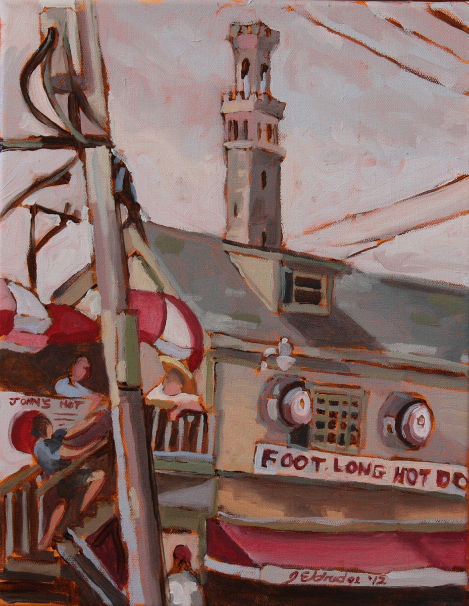 Provincetown scene (large view)