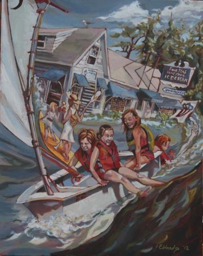 Sailing 4 Seas by Jason Eldredge