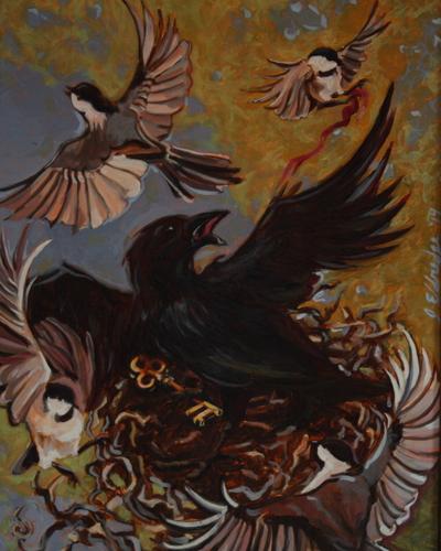 Crow Jane by Jason Eldredge