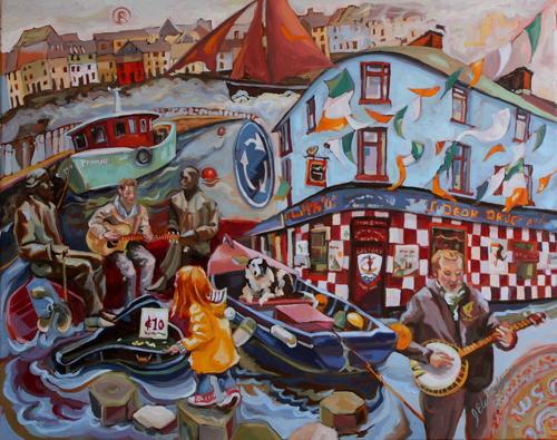 Galway by Jason Eldredge