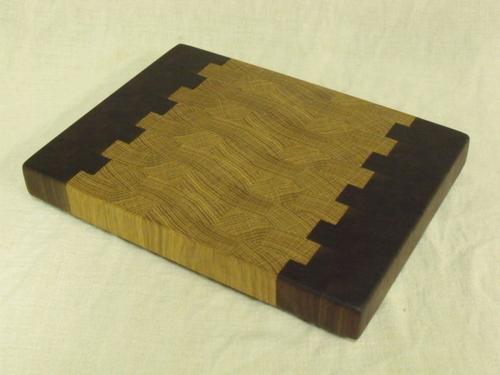 End Grain Cutting Board #22
