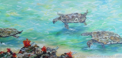 Sea Turtles 1