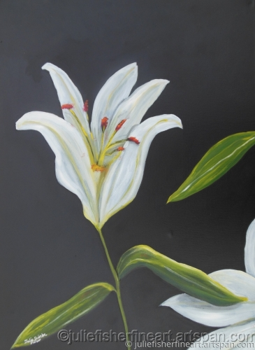 The End (White Lillies)