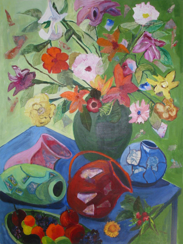Homage to Matisse ll
