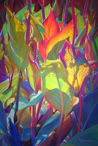 Painting--Pastels-FloralTango