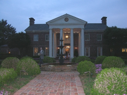 Arkansas Governor's Mansion (large view)