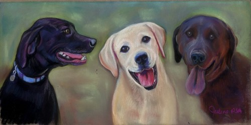 Three Labs (thumbnail)