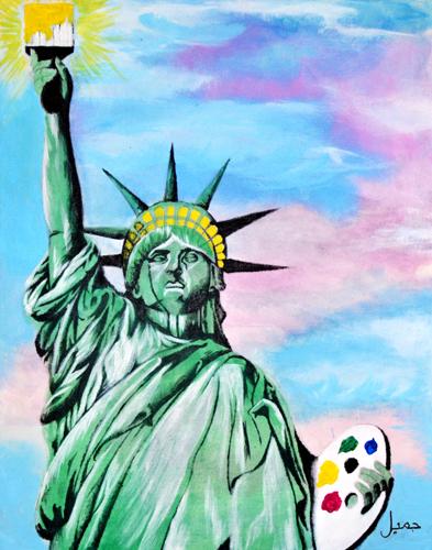 """""""Liberal Art"""" by Jamil Basheer"""
