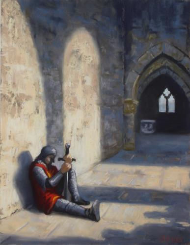 """Sanctuary"" by Judith Bates"