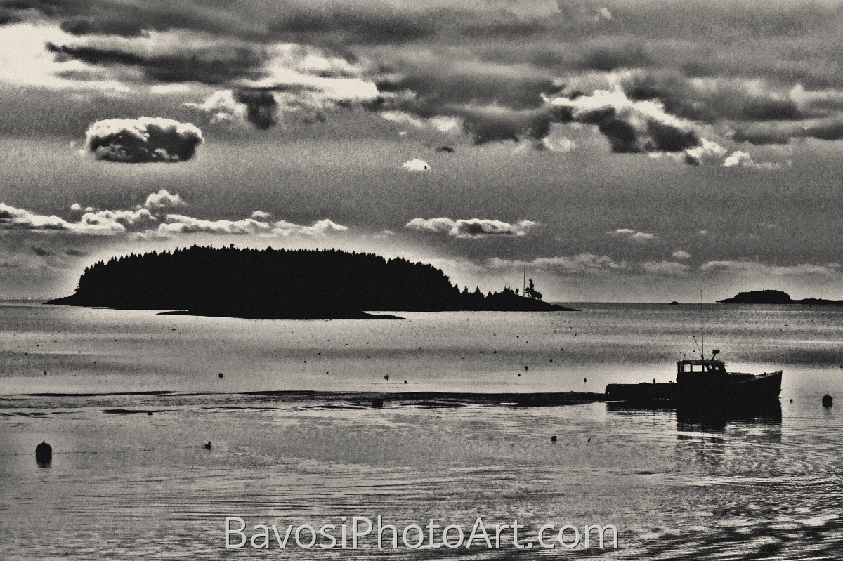 Maine Lobster Boat (large view)