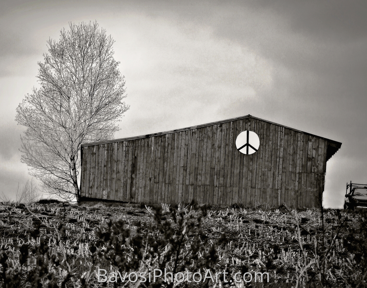 Peace Barn (large view)