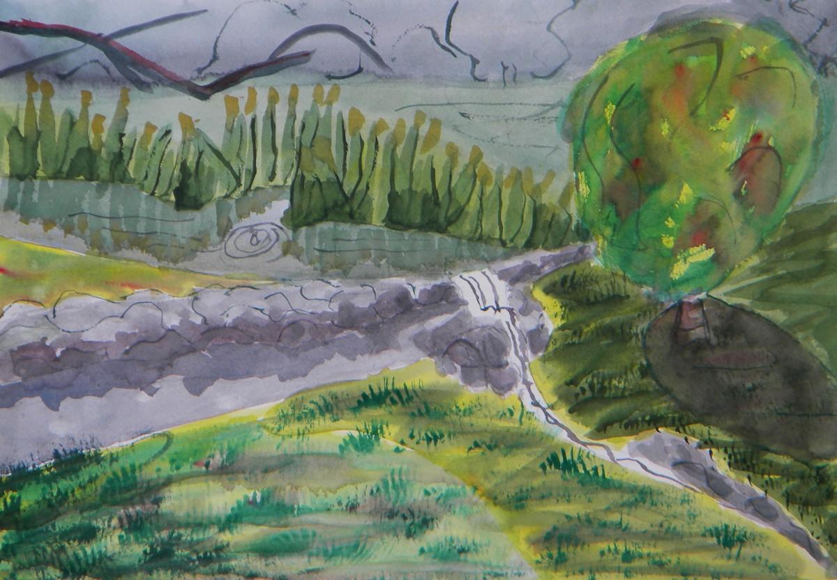Arboretum Falls (large view)