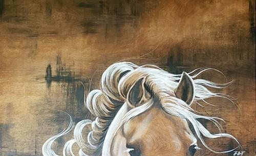 Horse by Jenny Benoit