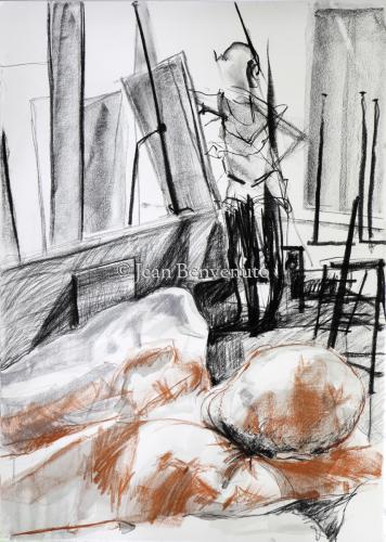 Room 217 by Jean Benvenuto