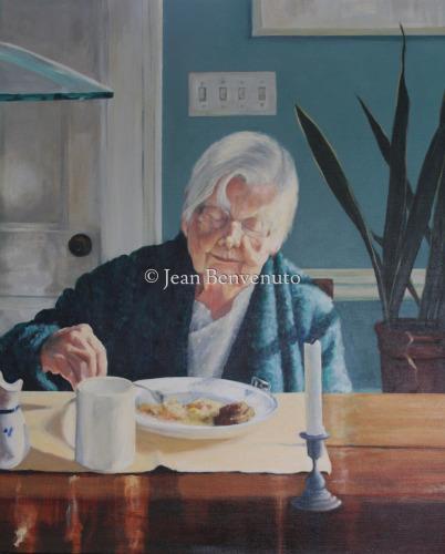 Hannah White Stith at 95