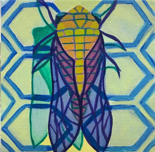 Mini Cicada 2