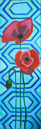 Funky Poppies