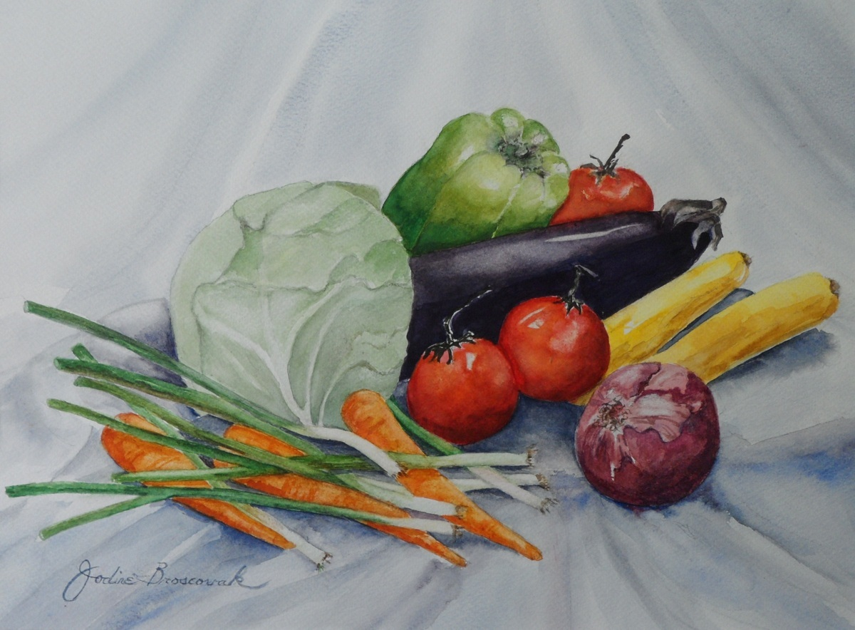 Vegetable Soup (large view)