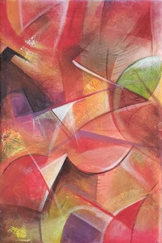 burst by Jerry Brown Art