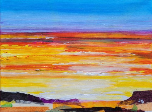 bright day by Jerry Brown Art