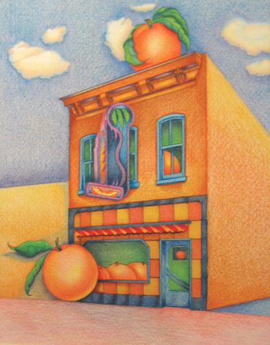 Peach Cafe