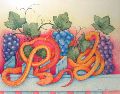 Snakes and Grapes