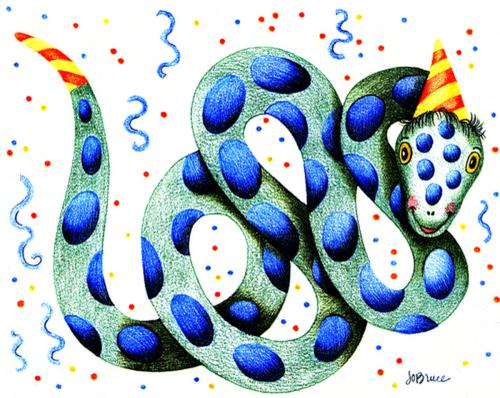 Birthday Boa